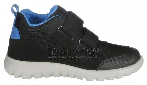 Fotogalerie: Superfit 1-009199-0000 Sport7 mini schwarz/blau