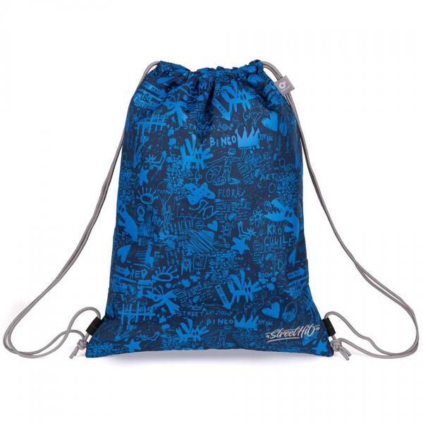Topgal ZAKI 18040 gymsack modrý