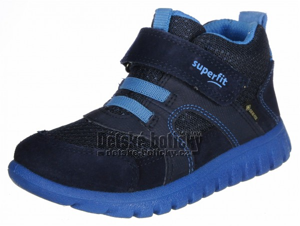 Superfit 1-009198-8000 Sport7 mini blau/blau