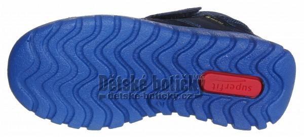 Fotogalerie: Superfit 1-009198-8000 Sport7 mini blau/blau