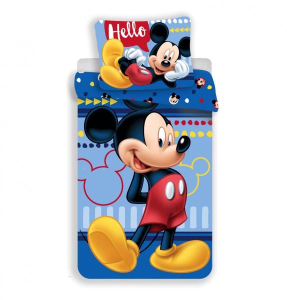 Jerry Fabrics povlečení Mickey