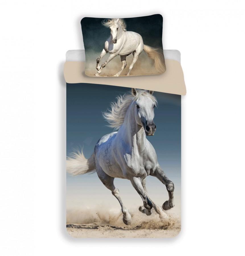 Jerry Fabrics povlečení Kůň