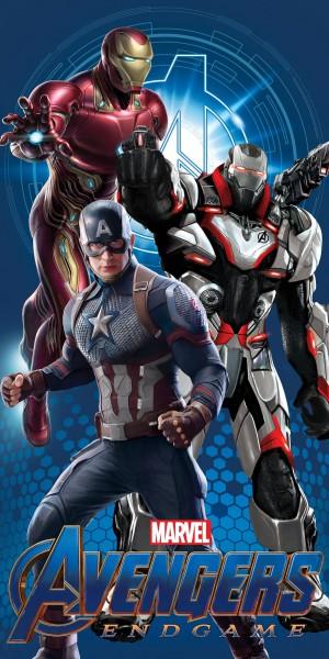 Jerry Fabrics osuška Avengers