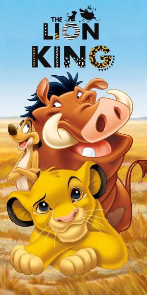 Jerry Fabrics osuška Lví Král