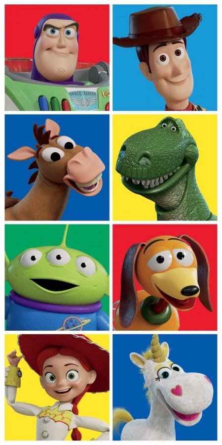 Jerry Fabrics osuška Toy Story 4: Příběh hraček