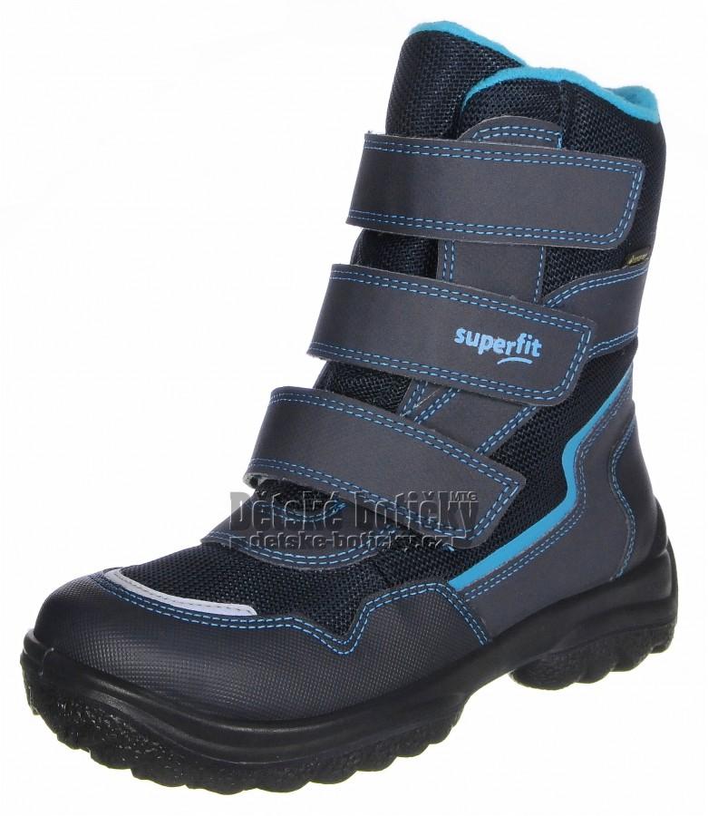 Superfit 1-000025-8000 Snowcat blau/blau