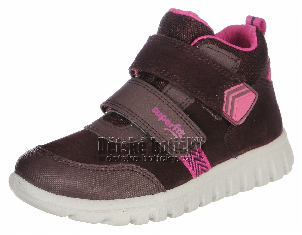 Superfit 1-009199-5000 Sport7 mini rot/rosa