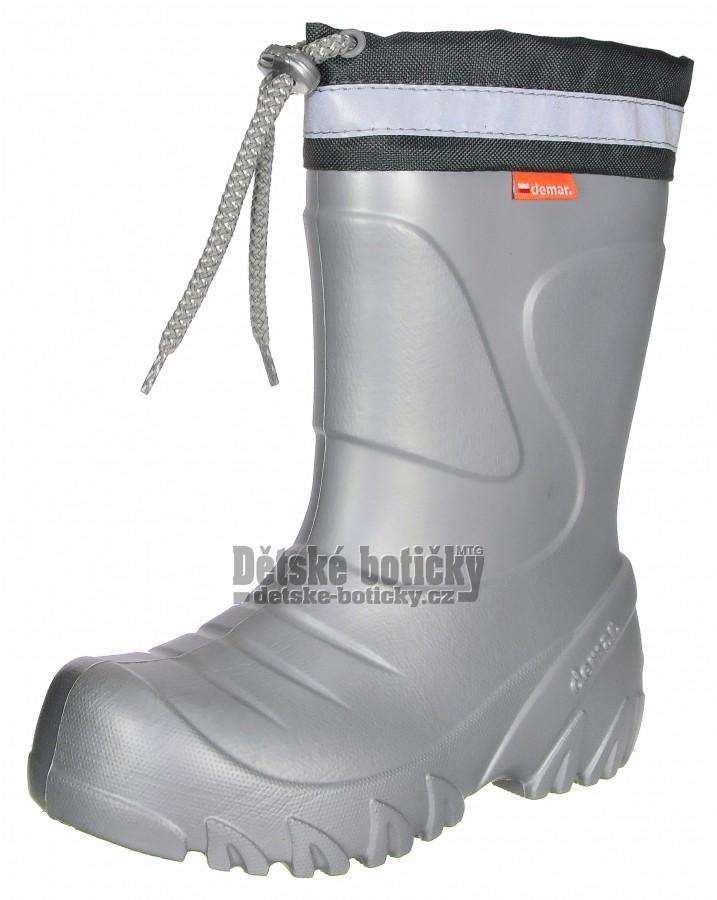 Demar Mammut S 0300 stříbrná