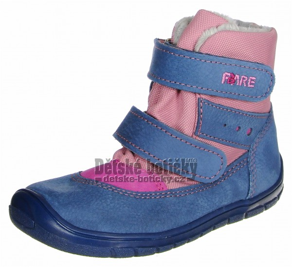 Fare B5441251 FINKY modrá/růžová