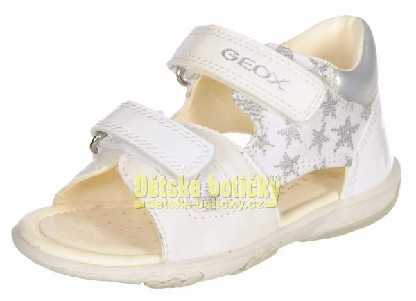Geox B0238A 01002 C0007 white/silber