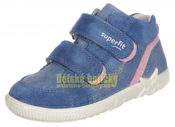 Superfit 1-006434-8000 Starlight blau/rosa