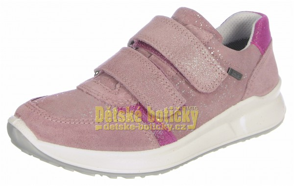 Superfit 1-000189-8500 Merida Halbschui lila/rosa
