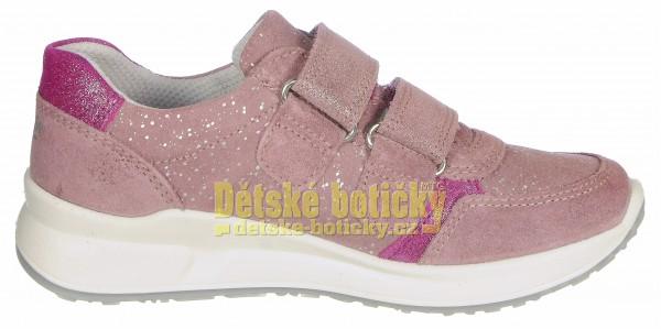 Fotogalerie: Superfit 1-000189-8500 Merida Halbschui lila/rosa