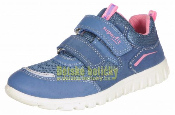 Superfit 1-006194-8020 Sport7 mini blau/rosa