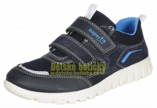 Superfit 1-006194-8000 Sport7 mini blau/blau