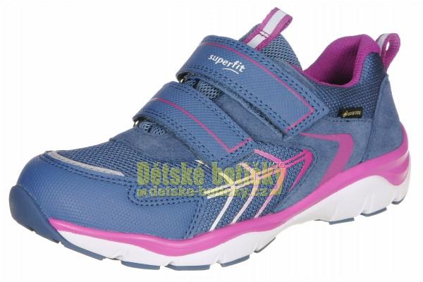 Superfit 1-000244-8020 Sport5 blau/rosa