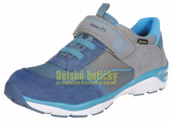 Superfit 1-009241-8020 Sport5 blau/grau