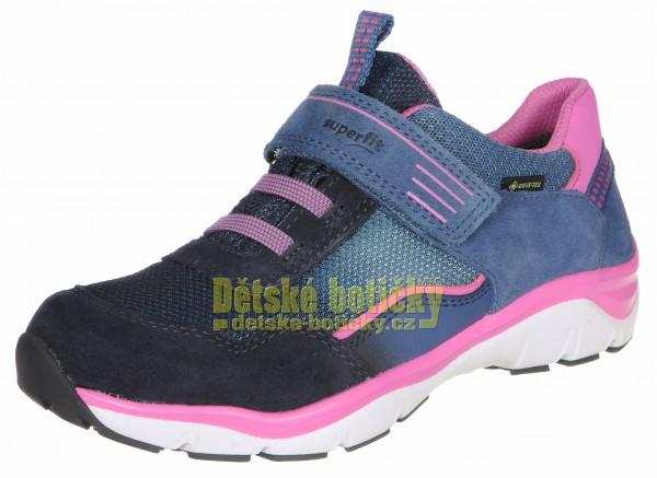 Superfit 1-009241-8030 Sport5 blau/rosa