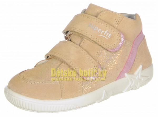 Superfit 1-006434-4000 Starlight beige/rosa