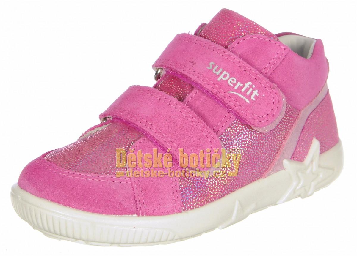 Superfit 1-006434-5500 Starlight rosa/rosa