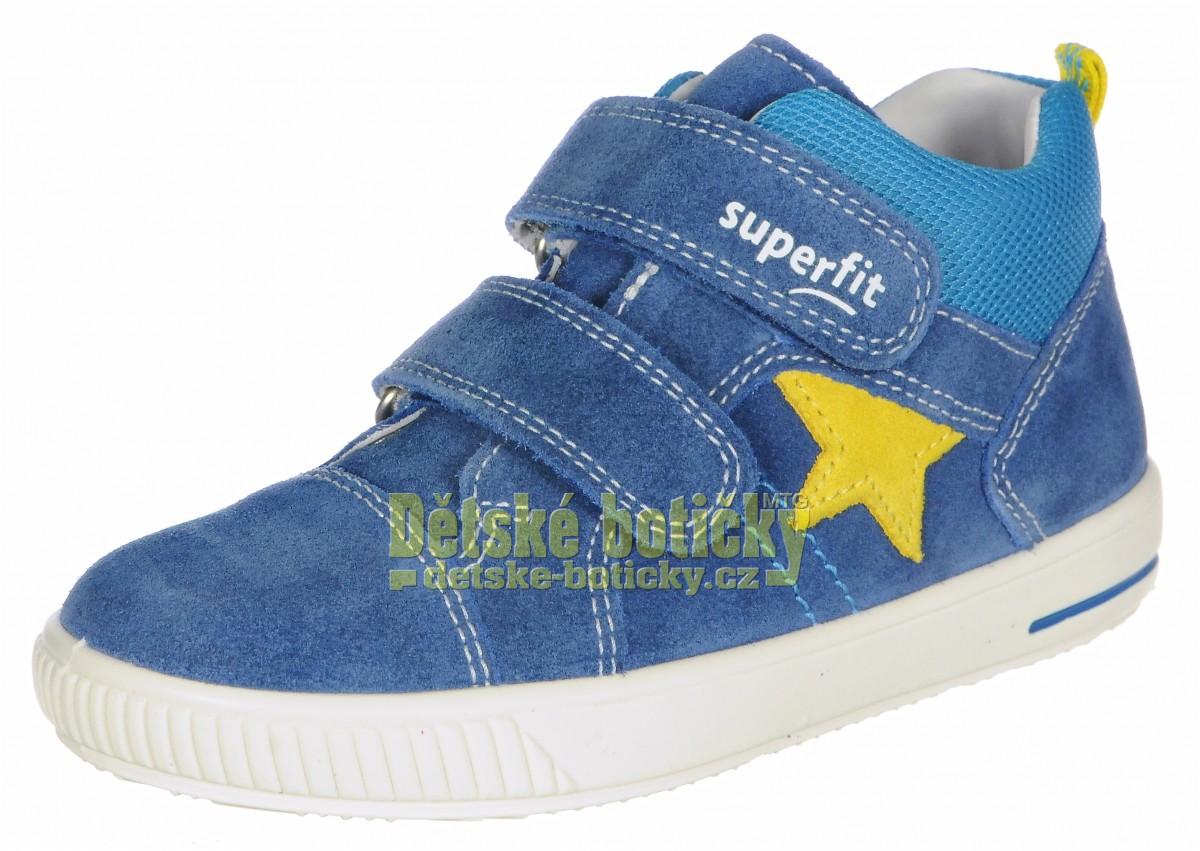 Superfit 0-609352-8000 Moppy blau/gelb