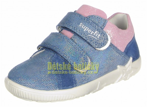 Superfit 1-006437-8010 Starlight blau/rosa