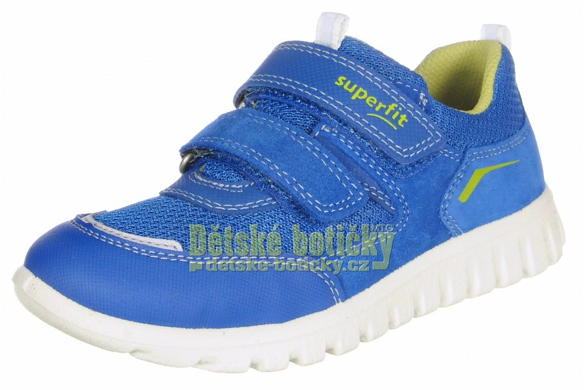 Superfit 1-006194-8010 Sport7 mini blau/grun