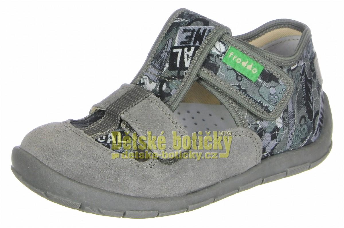 Froddo G1700277-6 grey