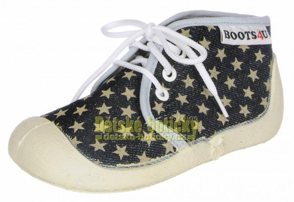 Boots4U T015A hvězda tmavá