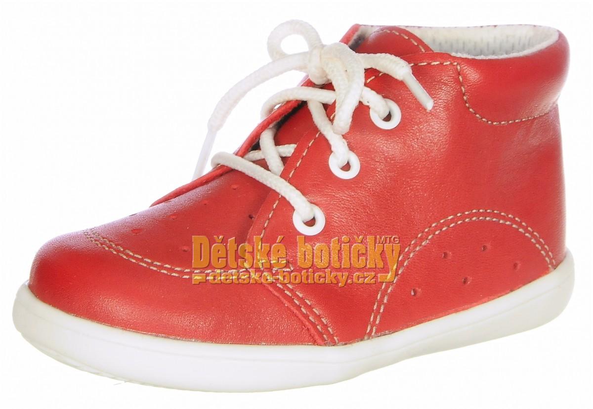 Boots4U T014 červená