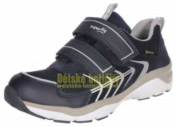 Superfit 1-000244-8000 Sport5 blau/grau