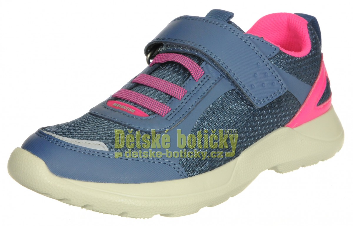 Superfit 1-000211-8020 Rush blau/rosa