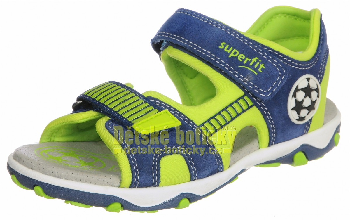 Superfit 0-609465-8100 Mike 3.0 blau/grun