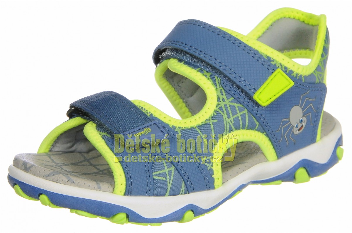 Superfit 1-009467-8010 Mike 3.0 blau/gelb