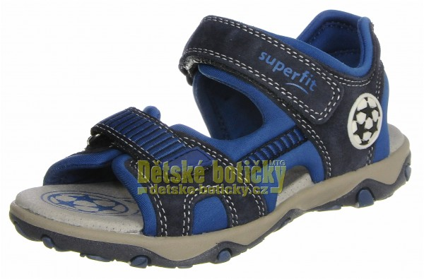 Superfit 0-609465-8000 Mike 3.0 blau/blau