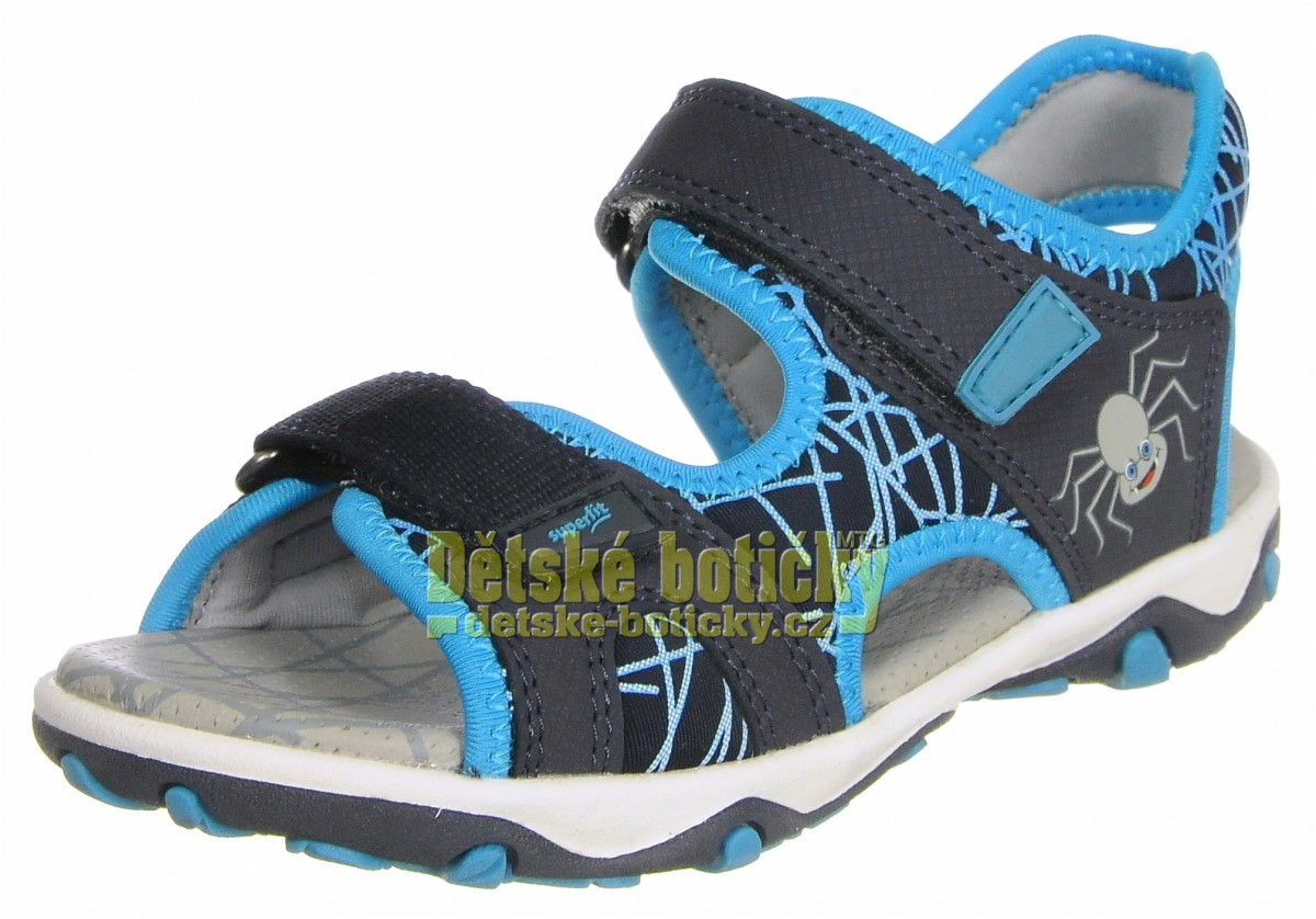 Superfit 1-009467-8000 Mike 3.0 blau/blau