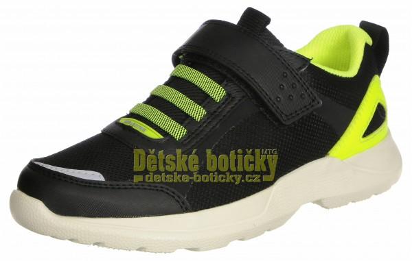 Superfit 1-000211-0000 Rush schwarz/gelb