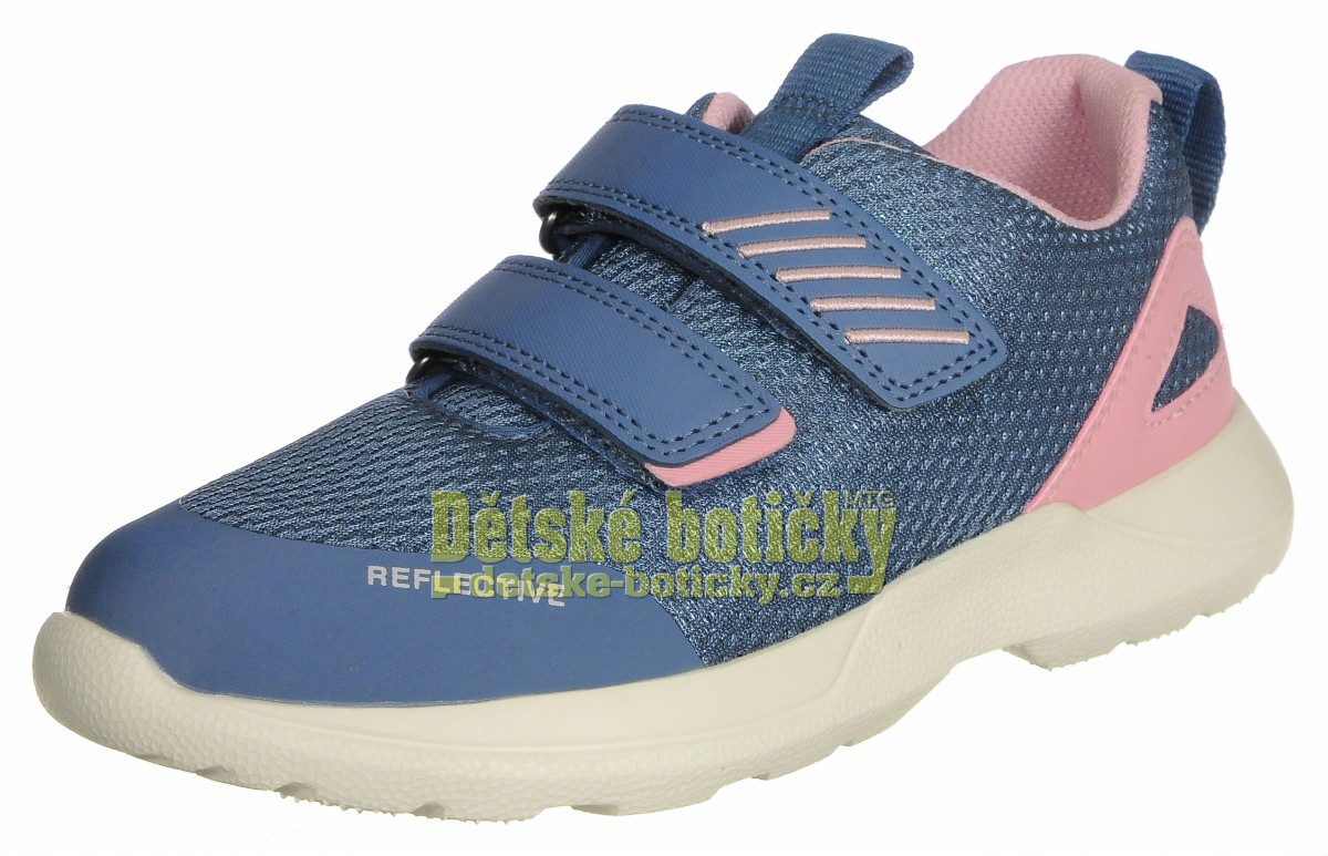 Superfit 0-609207-8100 Rush blau/rosa