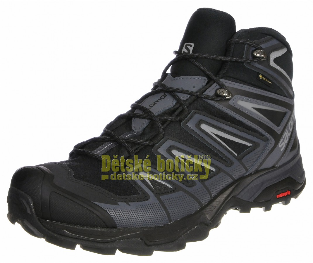 Salomon X Ultra 3 MID GTX 398674 black/india ink/monument