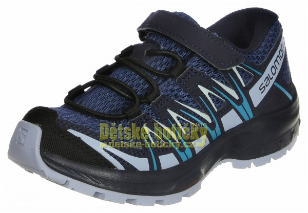 Salomon XA PRO 3D K 411239 blue indigo/kentucky blue/capri breeze