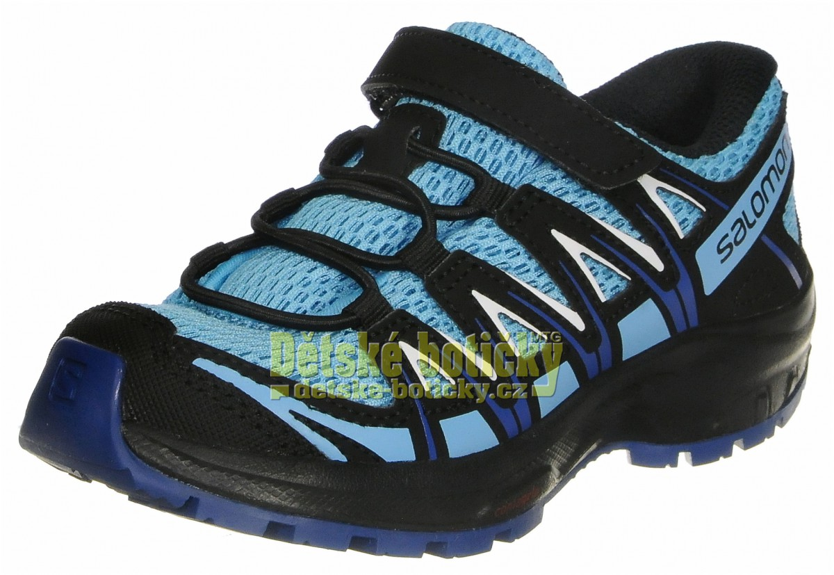 Salomon XA PRO 3D K 411237 ethereal blue/surfthe web/white