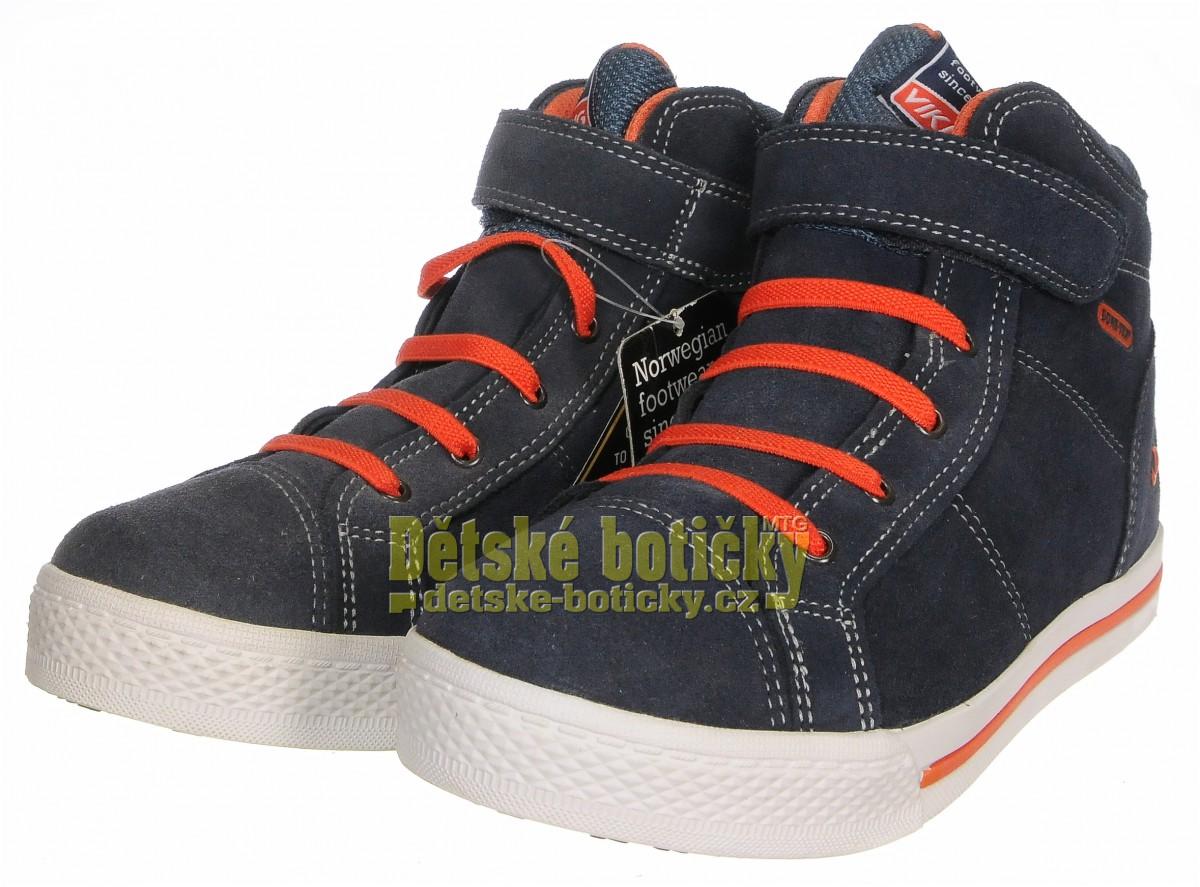 Viking 3-83070-531 navy/orange Výprodej