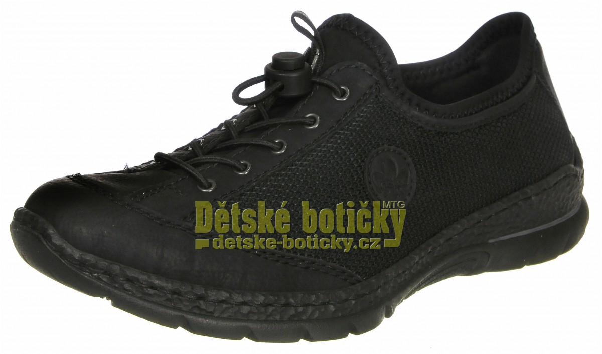 Rieker N22M6-00 schwarz