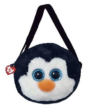Ty Fashion kabelka WADDLES - tučňák, 15 cm