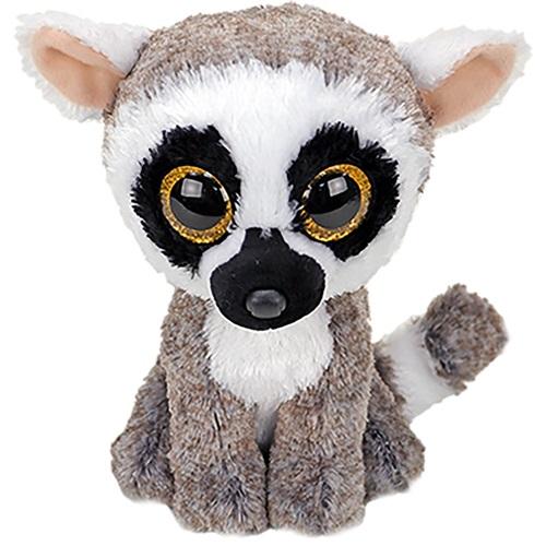 Ty Beanie Boos LINUS - lemur - 15cm