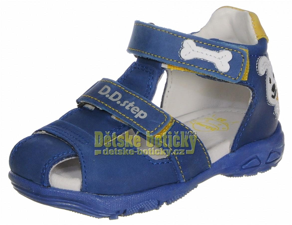 D.D.step AC290-612A bermuda blue