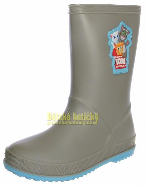 Coqui Rainy 8505-605-4818 TT&Fmid grey/new blue