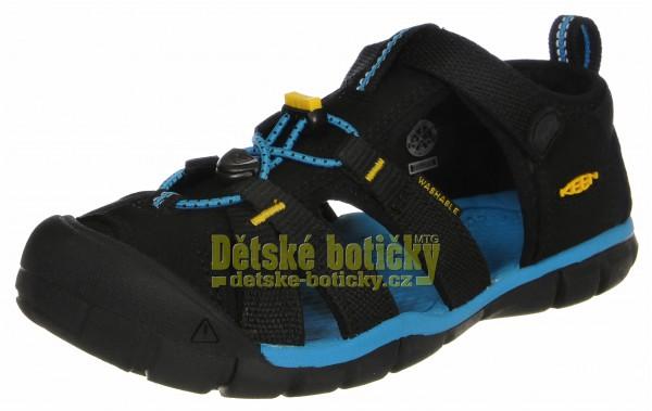 Keen Seacamp II CNX black/keen yellow 1025141