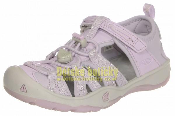 KEEN Moxie sandal lavender fog/metallic 1025098 1025094