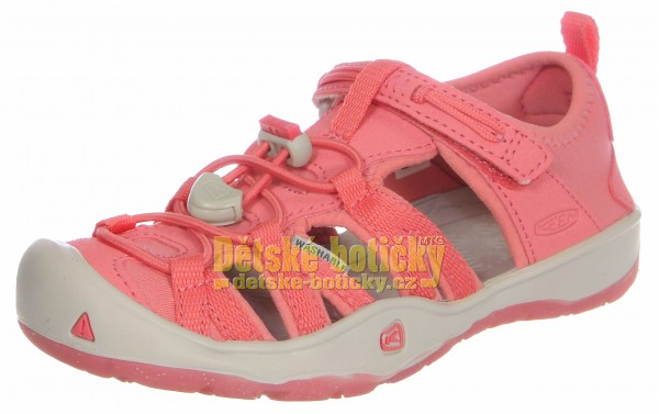 KEEN Moxie sandal tea rose/vapor 1025097 1025093